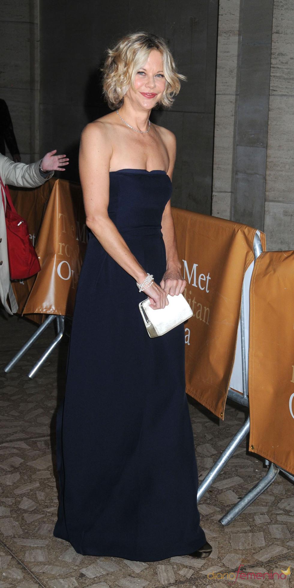 Meg Ryan con más botox que nunca