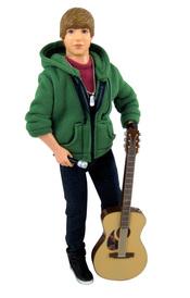 Justin Bieber, de plástico