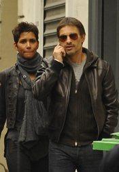 Halle Berry y Olivier Martinez juntos en París