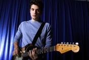 John Mayer, el chico de la guitarra