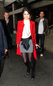Selena Gomez, imagen de la elegancia