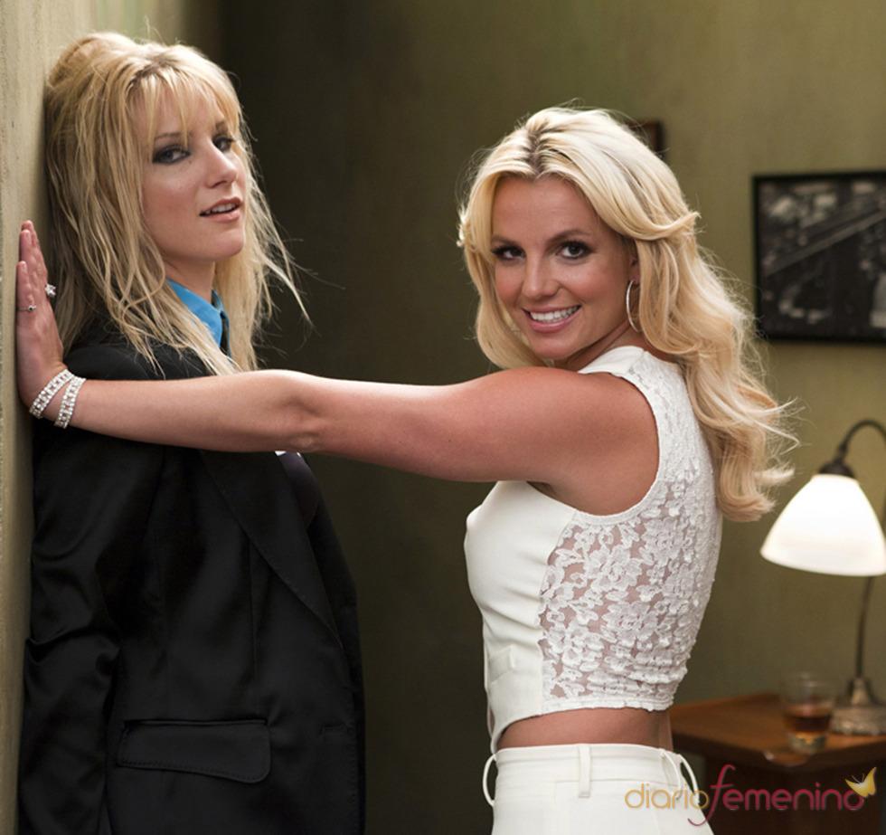 Britney Spears en 'Glee'