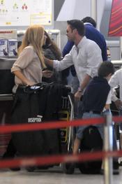 Marta Sánchez y Hugo Castejón viajan a Nueva York