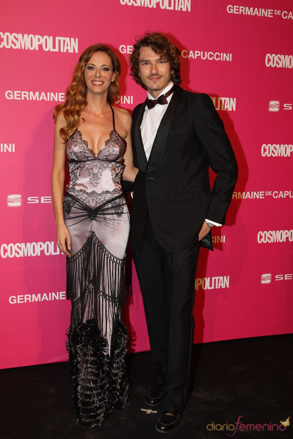 Premios Cosmopolitan 2010: Paula Vázquez y Pepe Muñoz