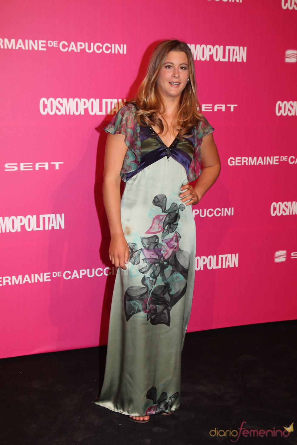 Gisela Pulido, mejor deportista en los Premios Cosmopolitan 2010