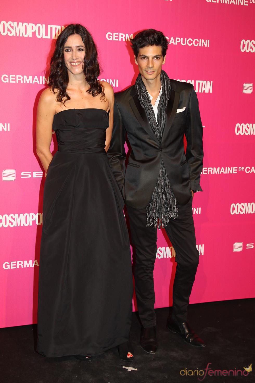 Javier de Miguel, mejor modelo en los Premios Cosmopolitan 2010