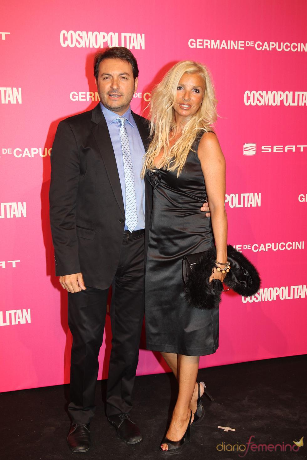 Albert Castello en los Premios Cosmopolitan 2010