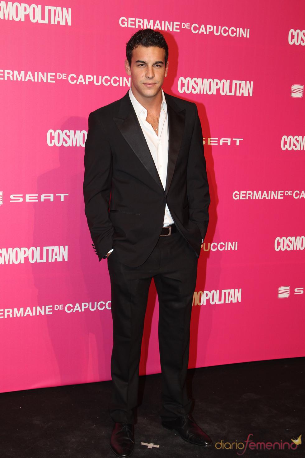 Mario Casas, mejor actor de cine en los Premios Cosmopolitan 2010