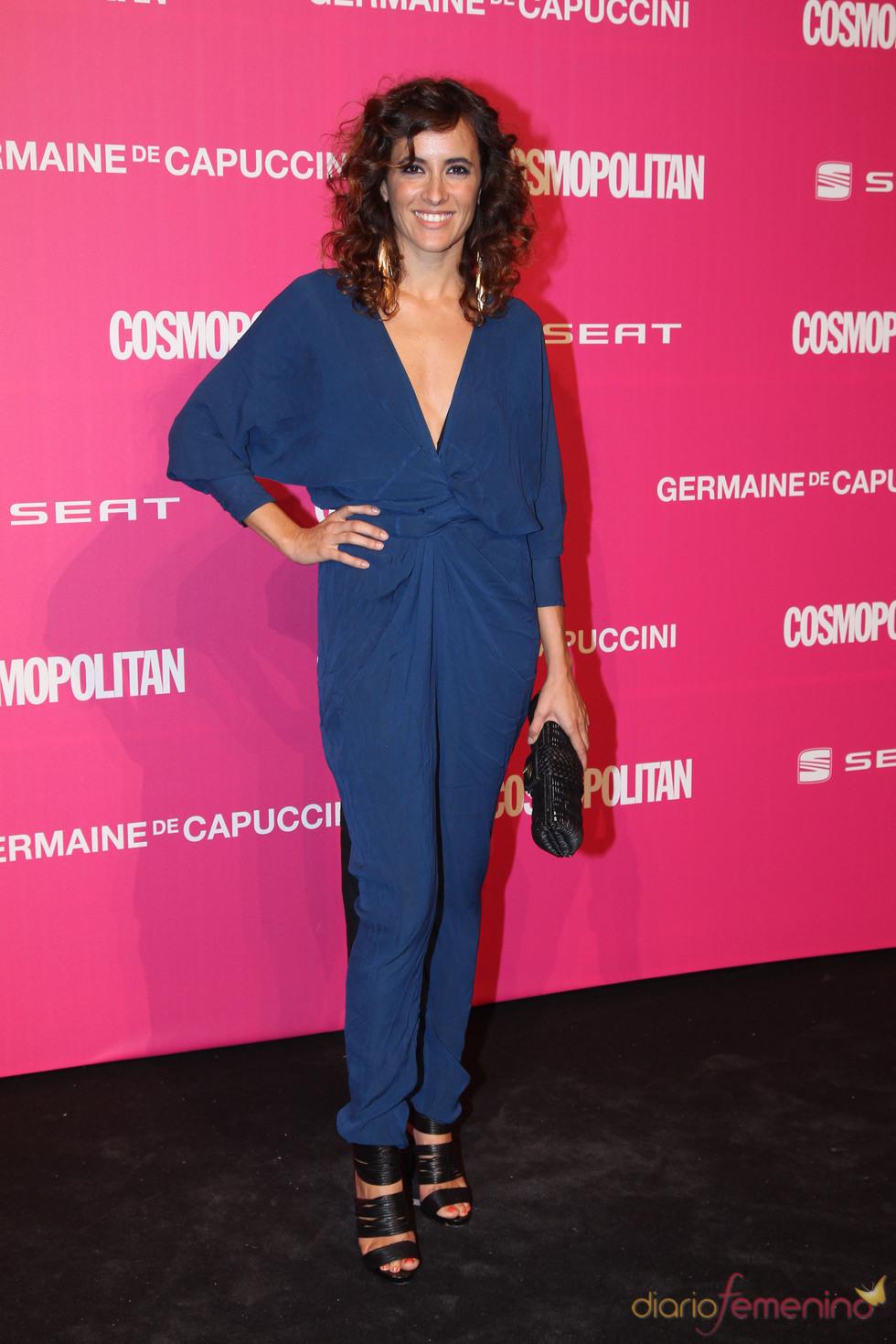 Ana Turpin en los Premios Cosmopolitan 2010