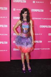 Paloma Lago en los Premios Cosmopolitan 2010