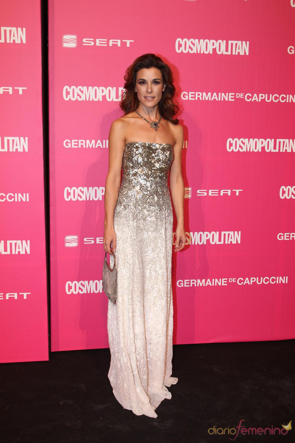 Raquel Sánchez Silva en los Premios Cosmopolitan 2010