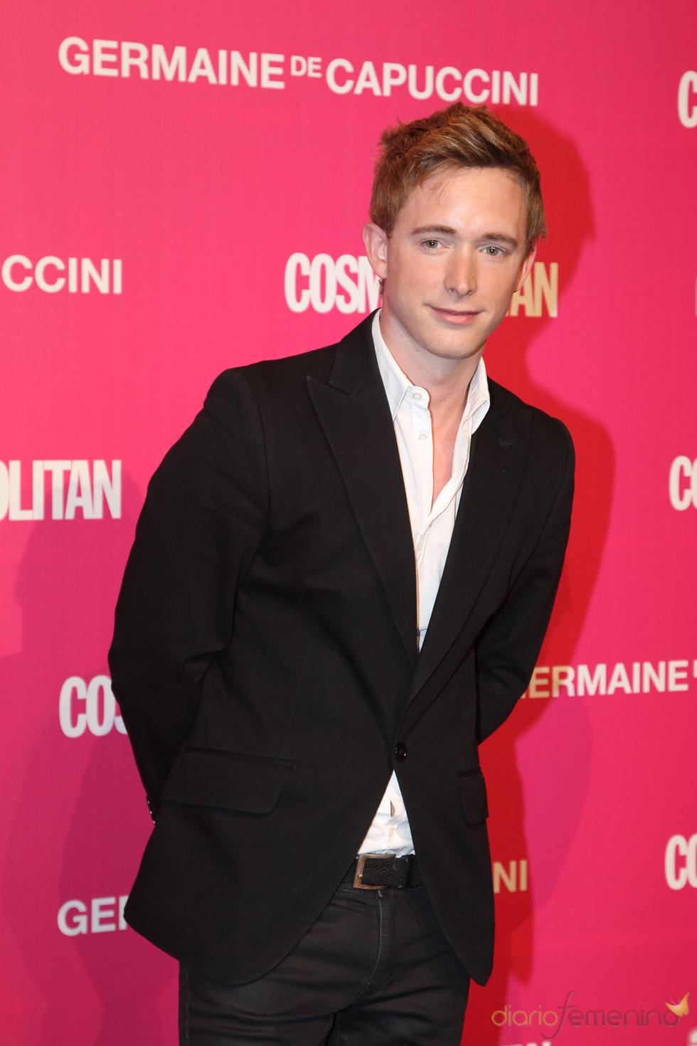 Premios Cosmopolitan 2010: Pablo Rivero