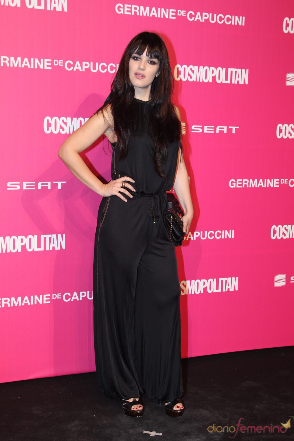 Premios Cosmopolitan 2010: Sara Vega
