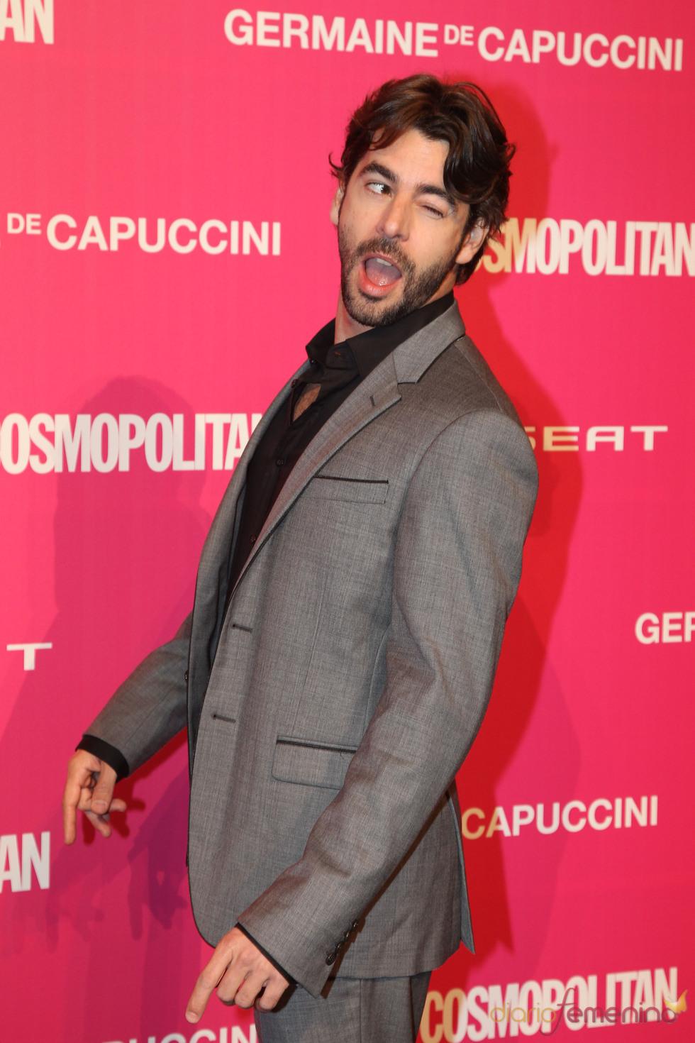 Premios Cosmopolitan 2010: Eduardo Noriega