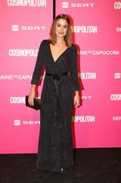 Adriana Ugarte, mejor actriz de tv en los Premios Cosmopolitan 2010