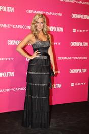Edurne en los Premios Cosmopolitan 2010