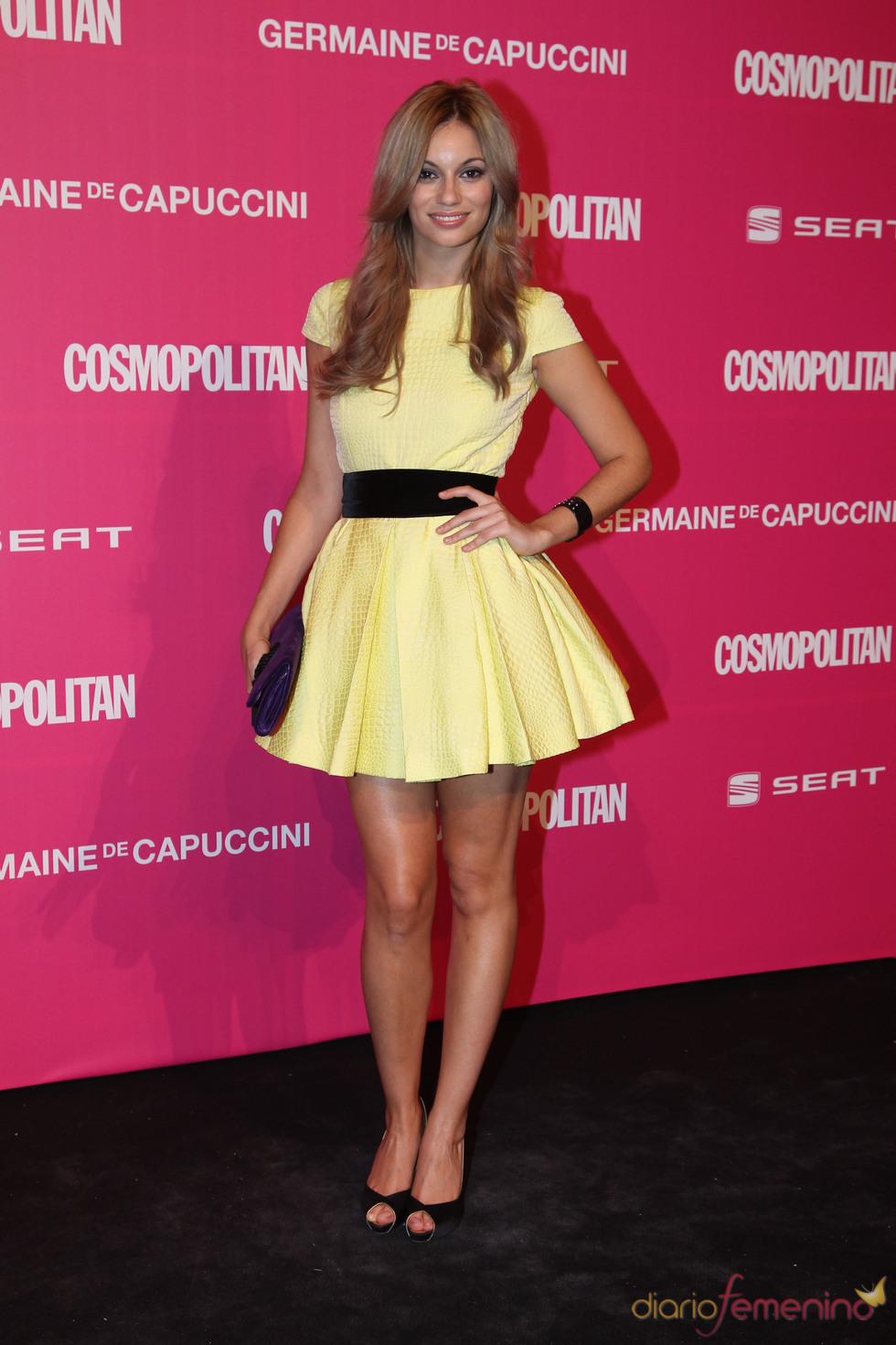 Premios Cosmopolitan 2010: Norma Ruiz
