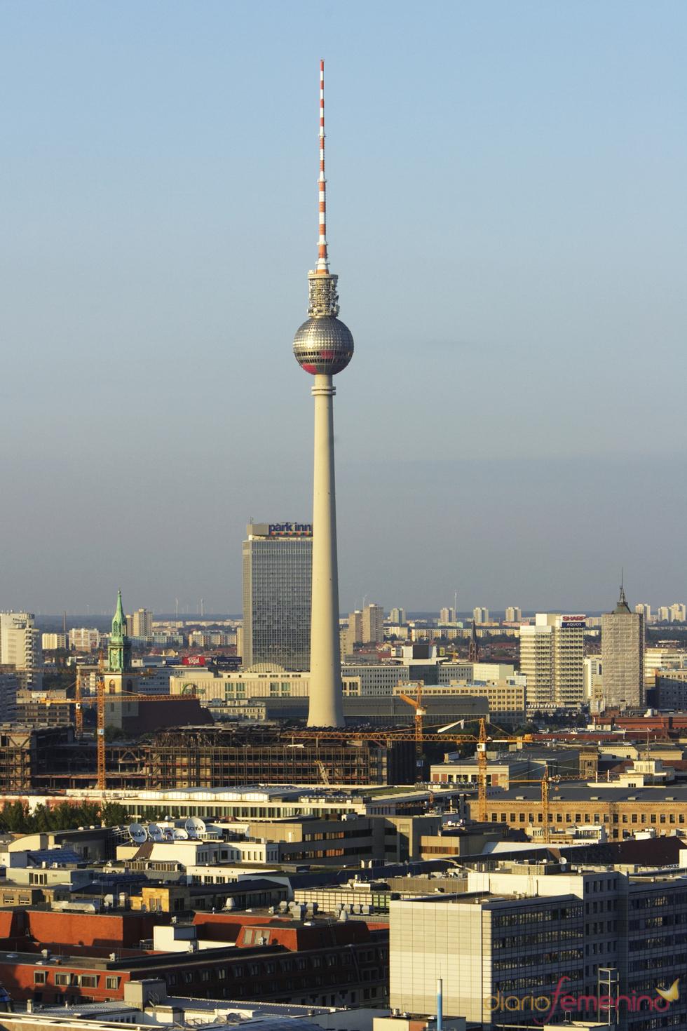 Torre de Alexanderplatz, Berlín