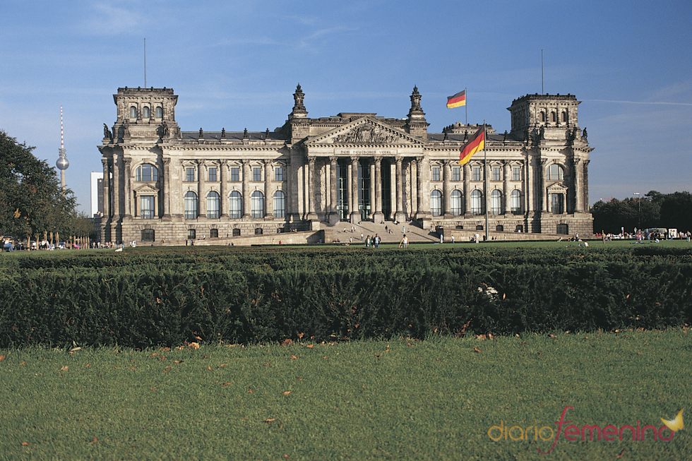 Reichstag, en Berlín