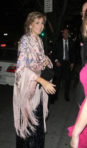 La Infanta Cristina en Nueva York