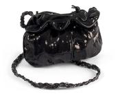 Bolso negro, ideal para Halloween