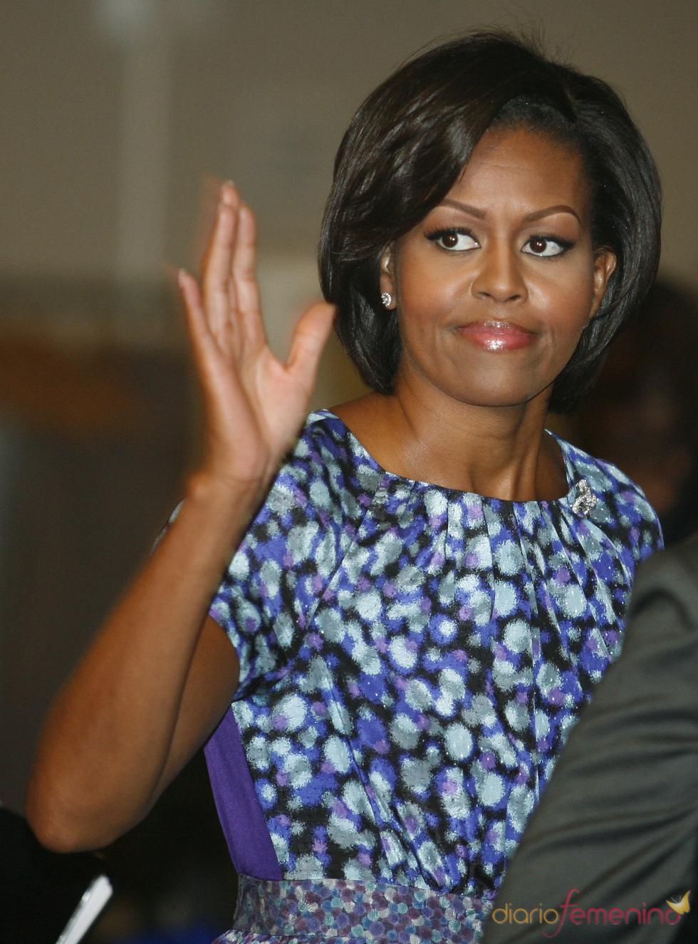 Michelle Obama, la mujer más poderosa del mundo
