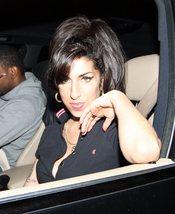 Amy Winehouse en Londres
