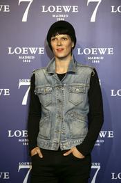 Bimba Bosé en la presentación de la fragancia 7 de Loewe Madrid