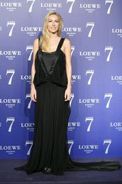Kira Miró en la presentación de la fragancia 7 de Loewe Madrid