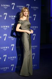 Susana Griso en la presentación de la fragancia 7 de Loewe Madrid