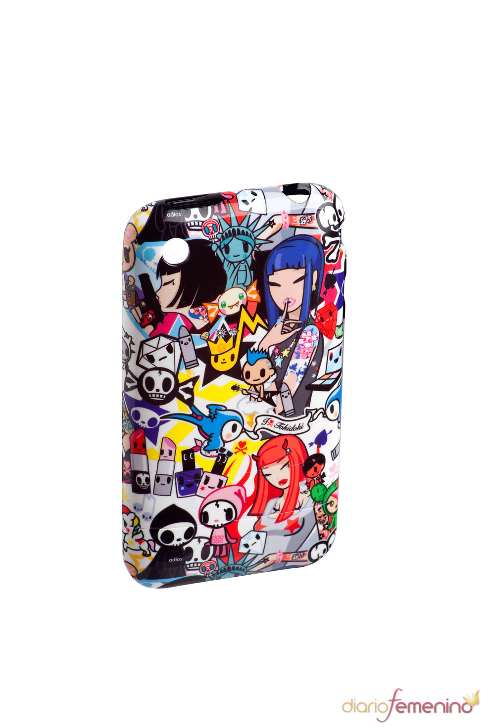 Funda Iphone Adios 3G de tokidoki