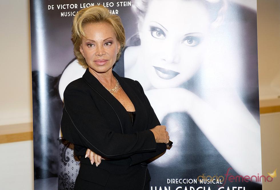 Paloma San Basilio protagonizará 'La viuda alegre'