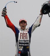 Jorge Lorenzo se proclama campeón del mundo de MotoGP