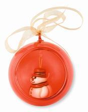 Bola cristal muñeco nieve PVP: 17,90€