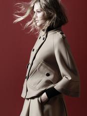 Conjunto color nude colección otoño-invierno 2010 de Zara