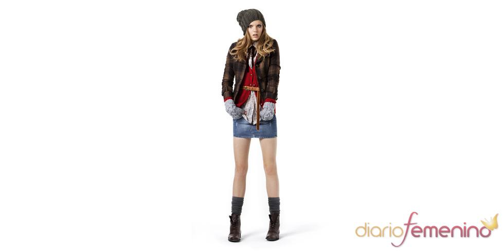 Look colección TRF en zara.com