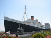 Queen Mary, Los Angeles
