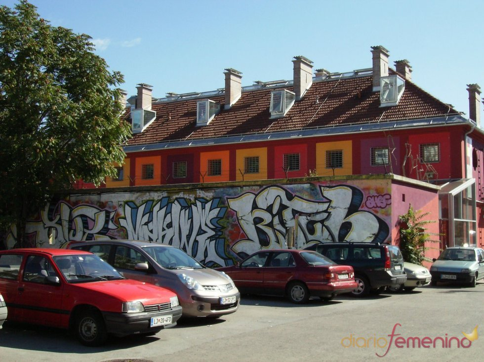 Hostel Celica, Liubliana