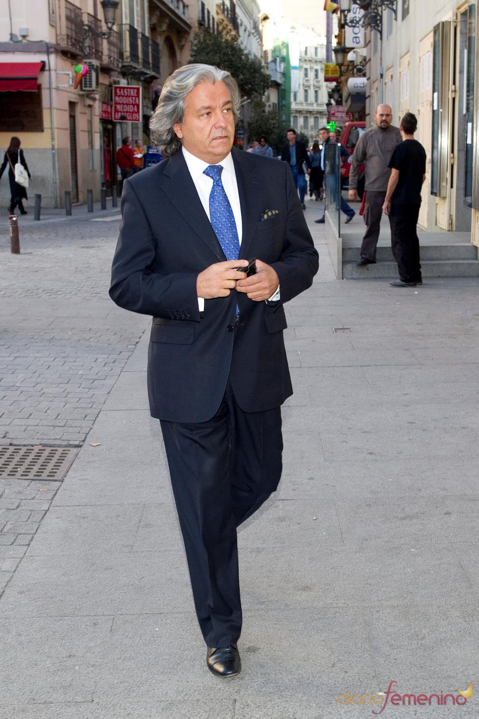 Alberto Closas Jr. despide a Manuel Alexandre
