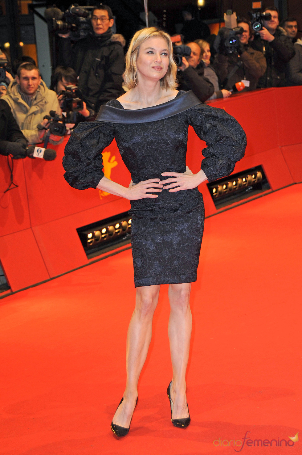 Renee Zellweger quedó marcada tras su papel en Bridget Jones