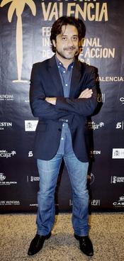 Enrique Arce en la Mostra de Valencia