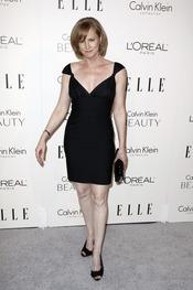 Melissa Rosenberg en la fiesta Elle