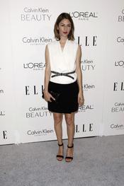 Sofia Coppola en la fiesta Elle 2010