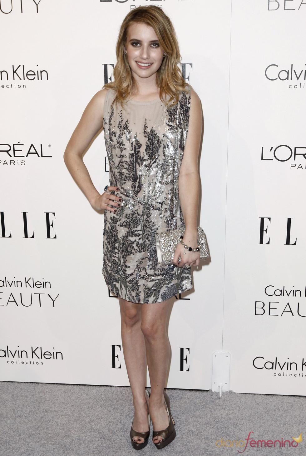 Fiesta Elle 2010: Emma Roberts