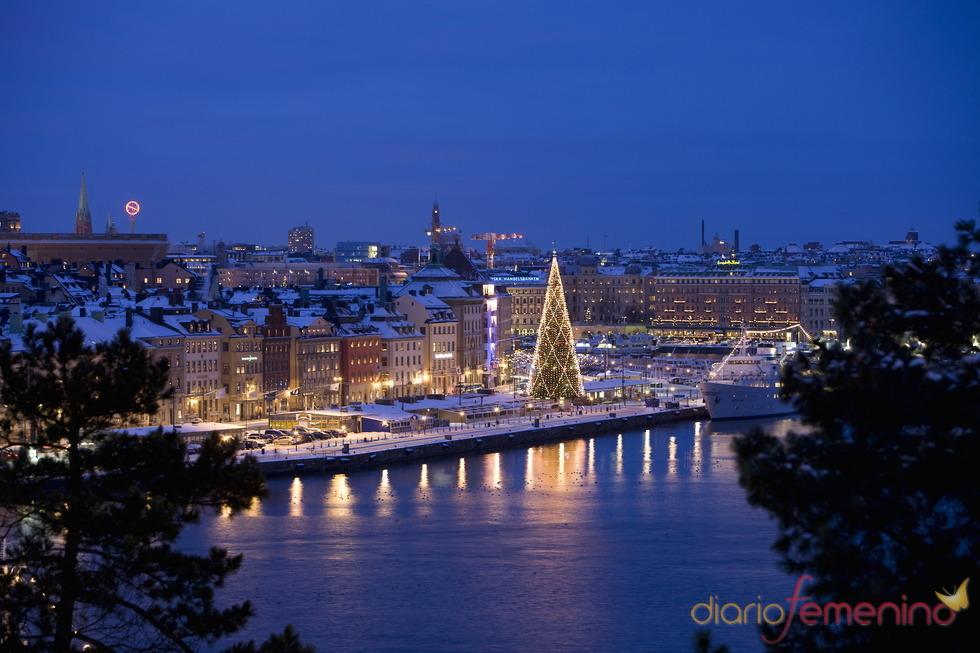 Navidad en Estocolmo