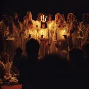 Día de Santa Lucía en Suecia