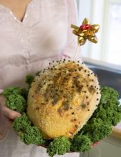 Plato de Navidad sueco