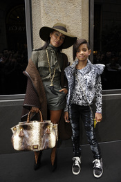 Willow Smith, una niña muy fashion