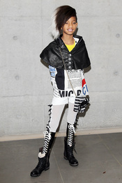 El moderno estilo de Willow Smith
