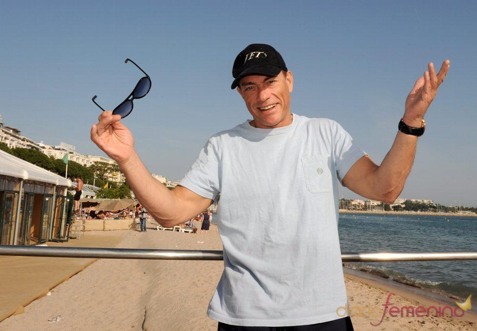 Jean-Claude Van Damme sufre un leve infarto